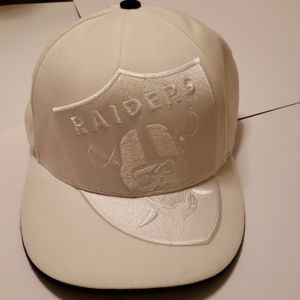Raiders cap